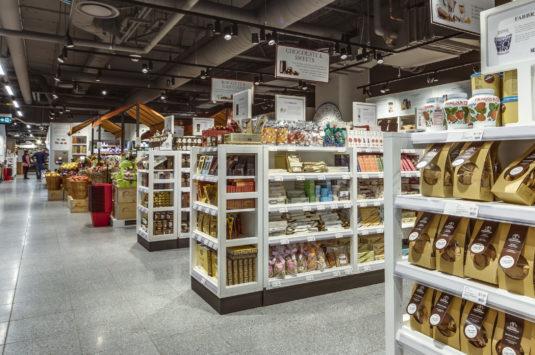 Arredamento per negozi di design e qualità